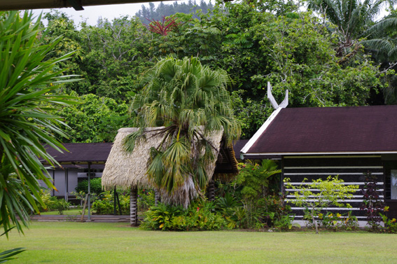 Tahiti: Around the World with GLONASS